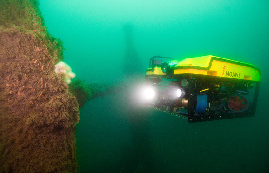Sub-Atlantic Mojave ROV Underwater Inspection