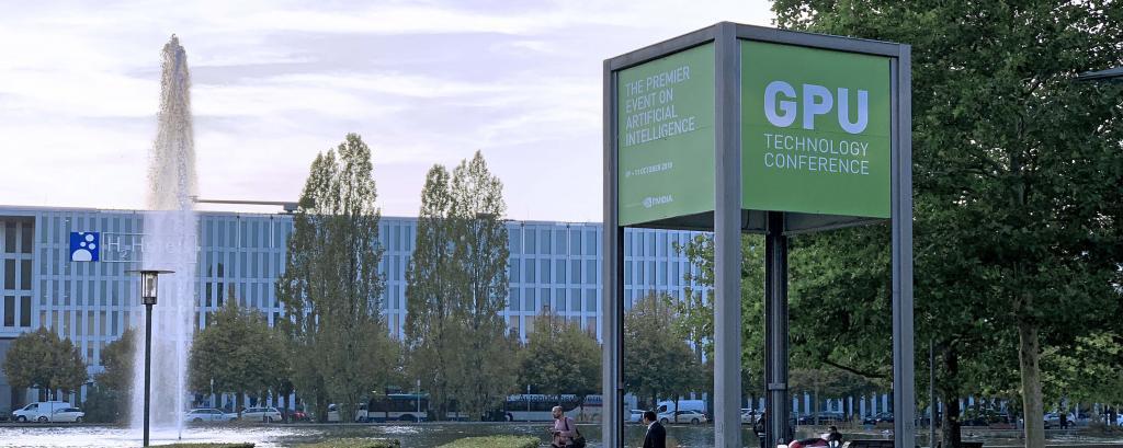 Nvidia GTC Rovco