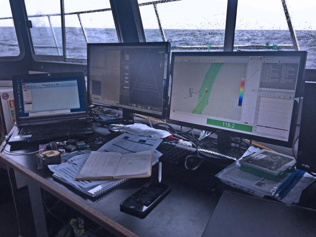 Power Of Subsea Data Rovco Control