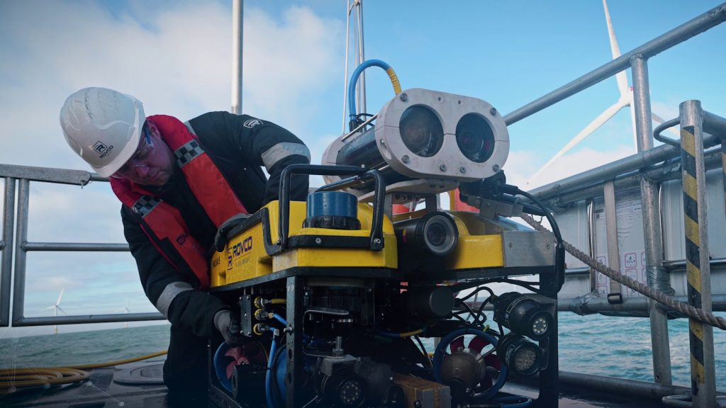 ROV and Hydrographic Subsea Services