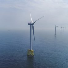 EA1 Offshore Wind Farm – July 2019