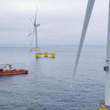 Wind Float Atlantic Credit Principle Power Dock 90