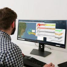 Rovco – website hydrographic survey